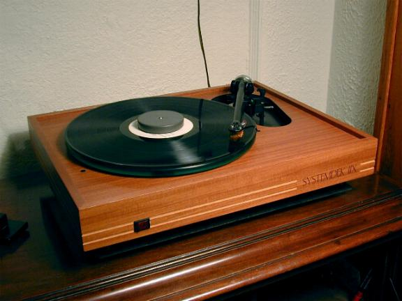 Neal's Turntable